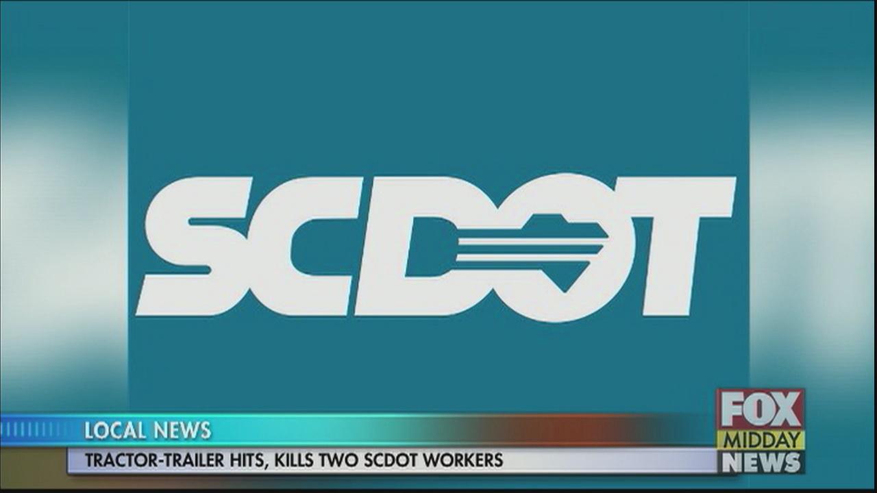 Crash Kills Two Scdot Workers Wfxb