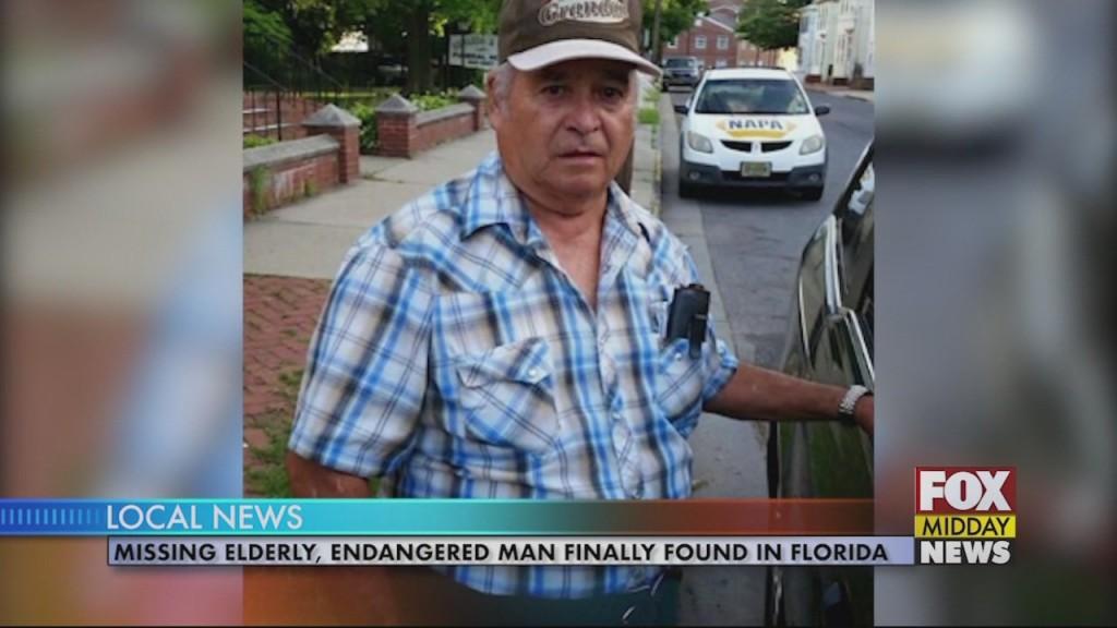 Man Found