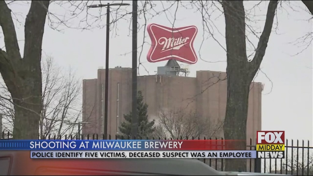 Brewery Shooting