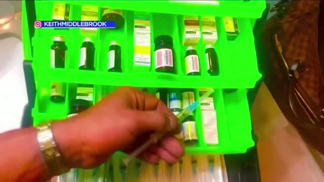 Ca: Covid Man Arrested For Touting Fake Virus Cure