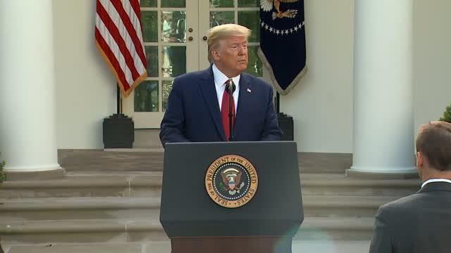 Covid: Trump Extends Social Distancing To April 30 (4amet)