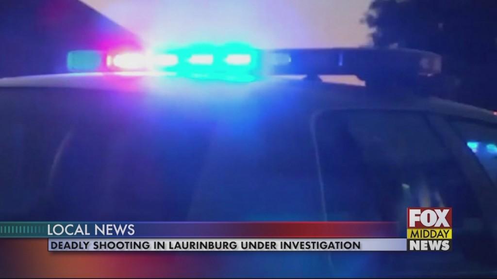 Laurinburg Shooting