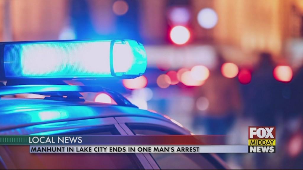 Lake City Manhunt