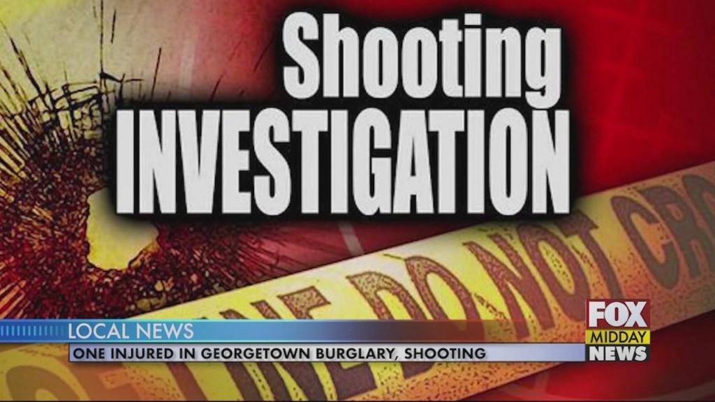 Georgetown Shooting