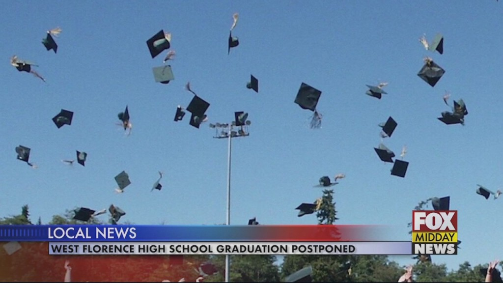 Florence Graduation
