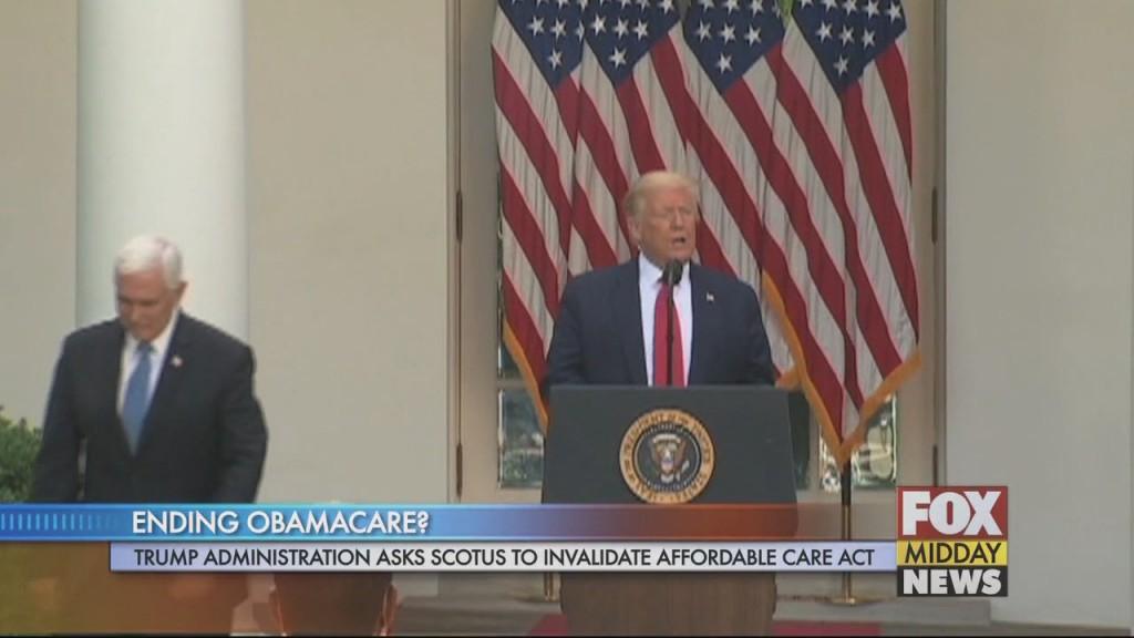 Ending Obamacare