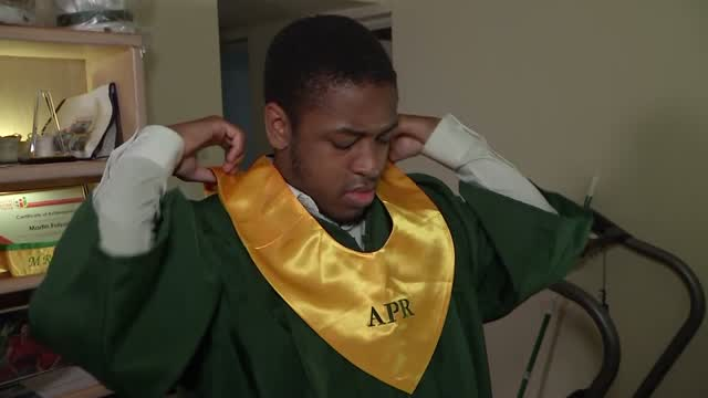 Fl: Homeless Student To Graduate As Valedictorian
