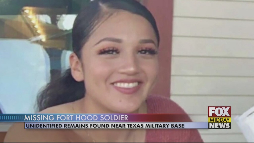 Missing Soldier