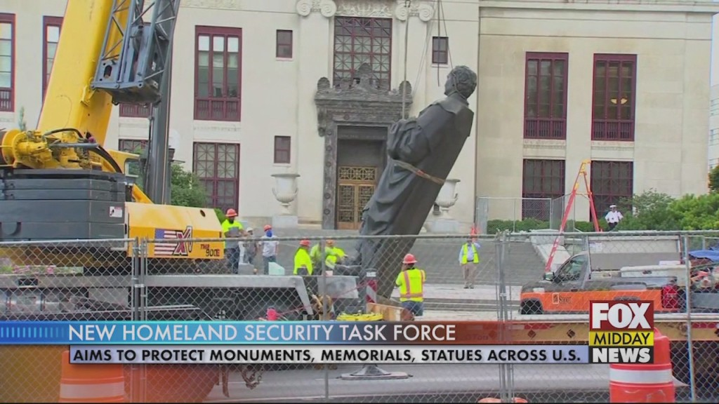Statue Task Force