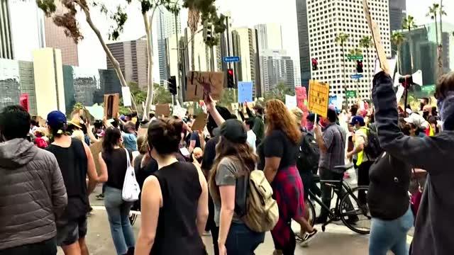 Growing Calls To Defund Police Depts Across U S