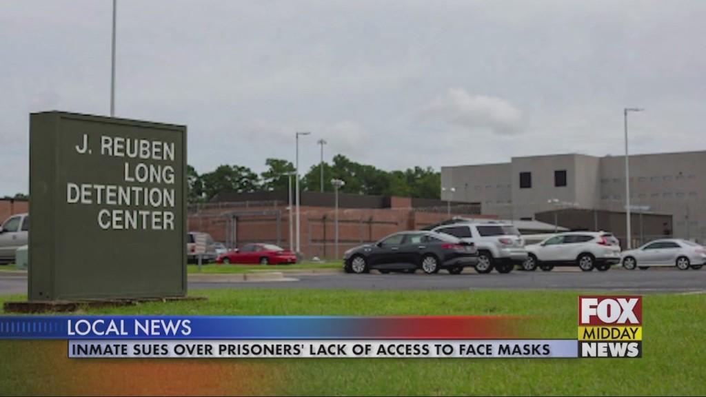 Inmate Sues