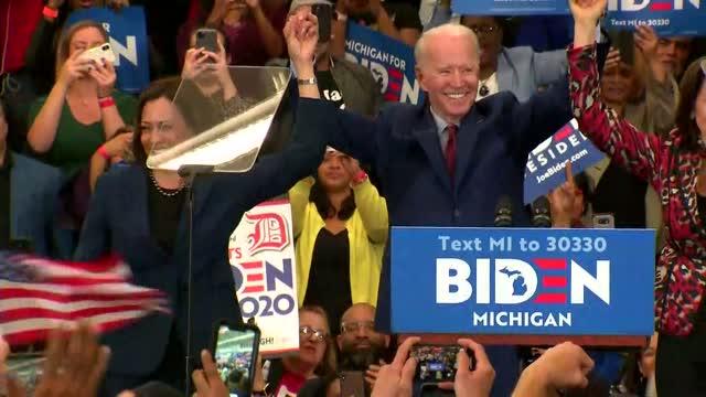 Biden To Make Vp Announcement This Week