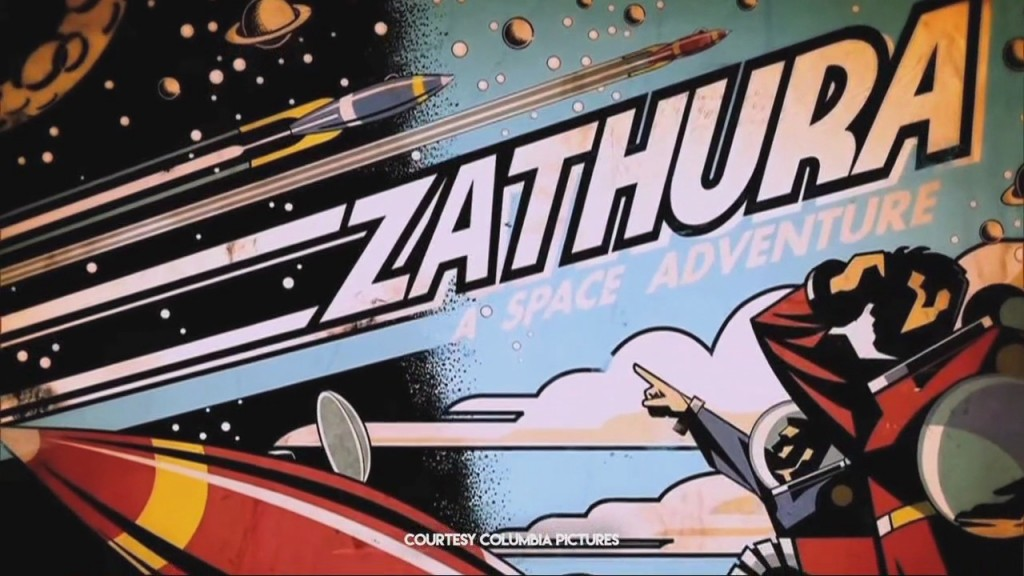 Movie Review Zathura