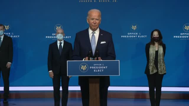 Biden To Deliver Thanksgiving Address Today