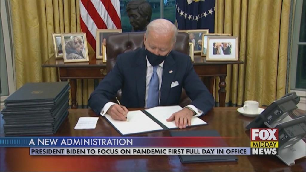 Biden Orders