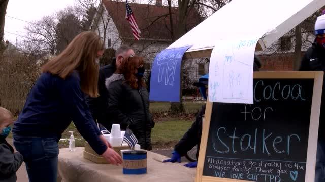 Oh: Boy Raises $13,000 For Fallen Officer's Family