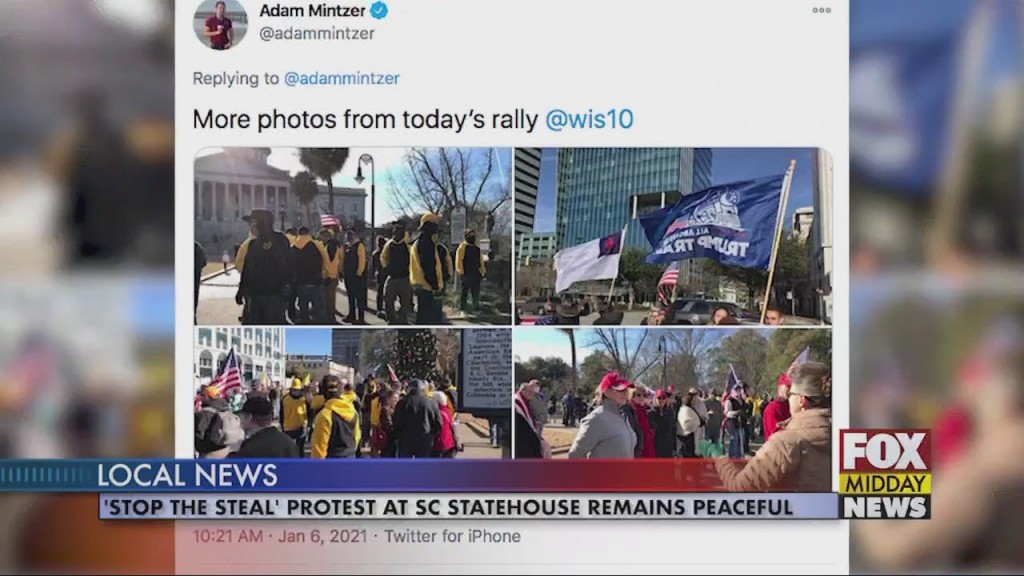 Statehouse Rally