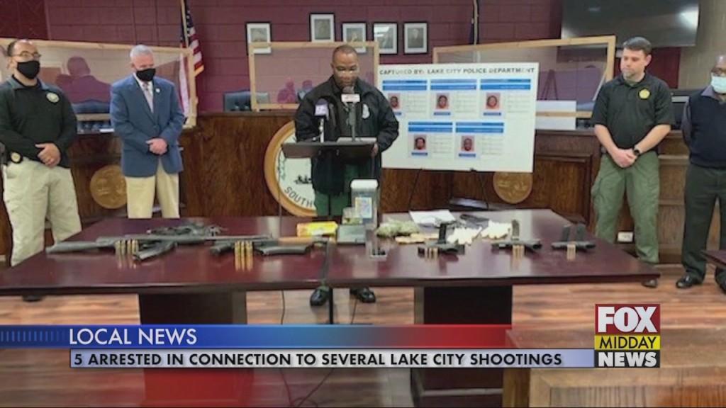 Lake City Shootings