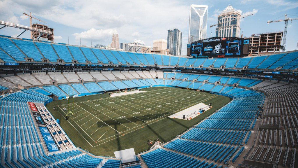 Carolina Panthers Bank Of America Stadium 1024x576 6904