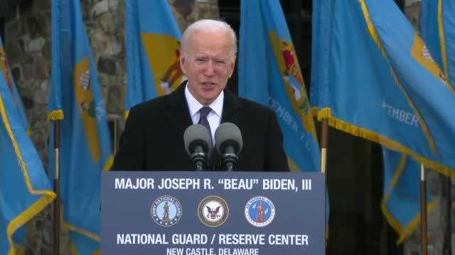 Inauguration Day For Joseph R. Biden
