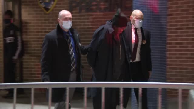 Ny: Police Arrest Suspected Serial Killer