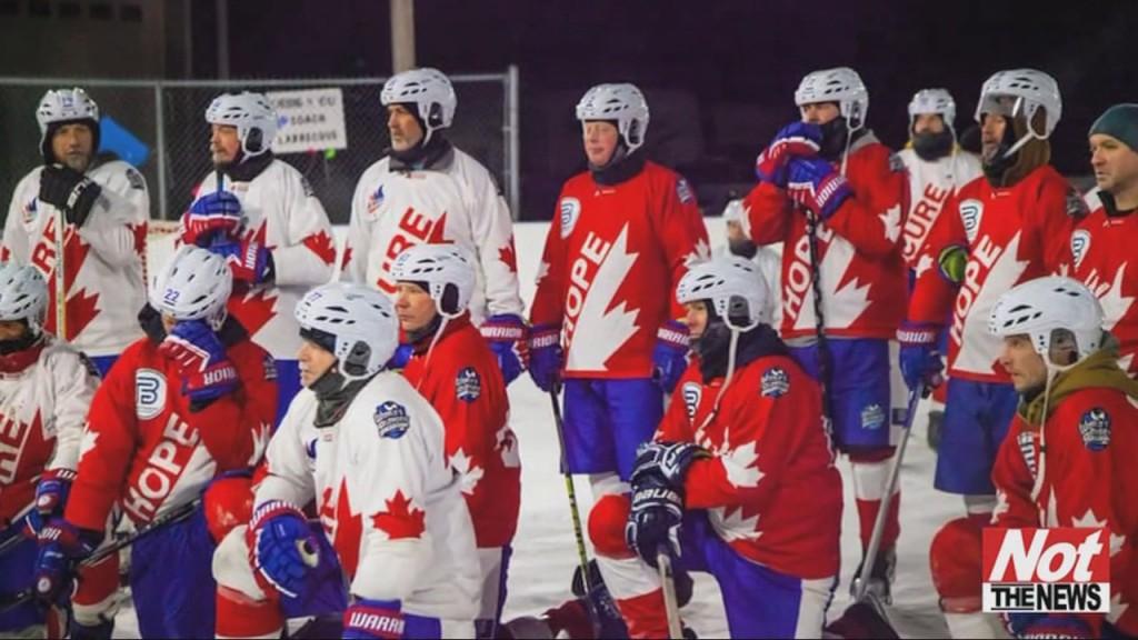 Longest Hockey Game