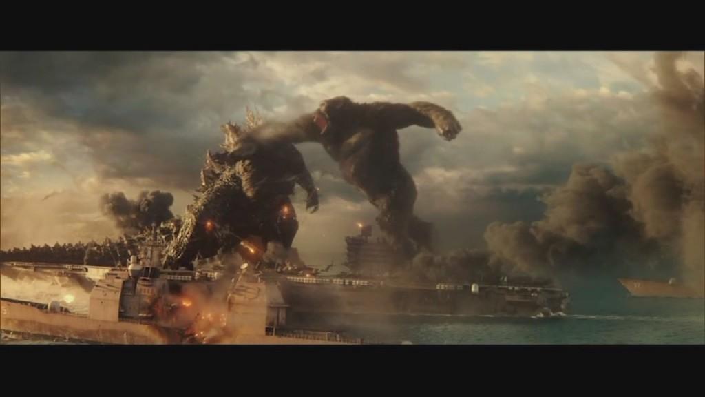 Godzilla Kong Movie Review