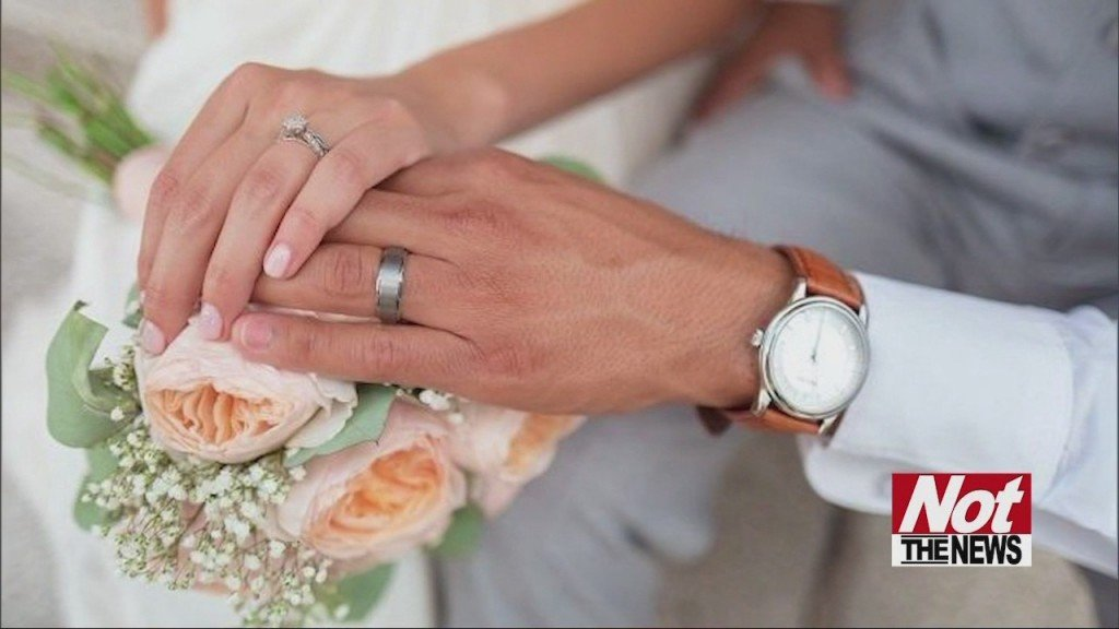 Man Marries 4 Times