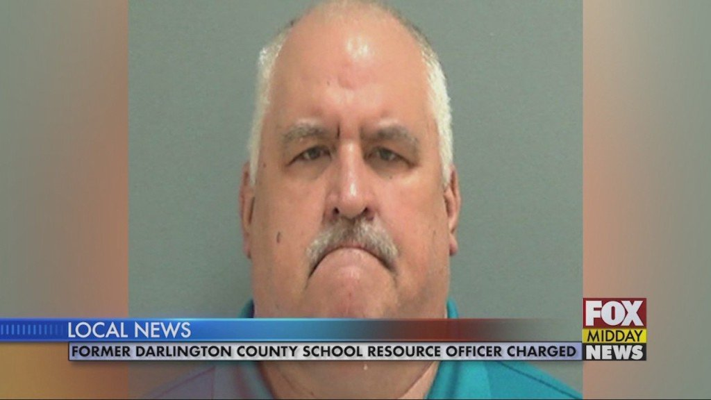 Officer Charged