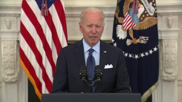 President Biden Sets New Covid Goals For America