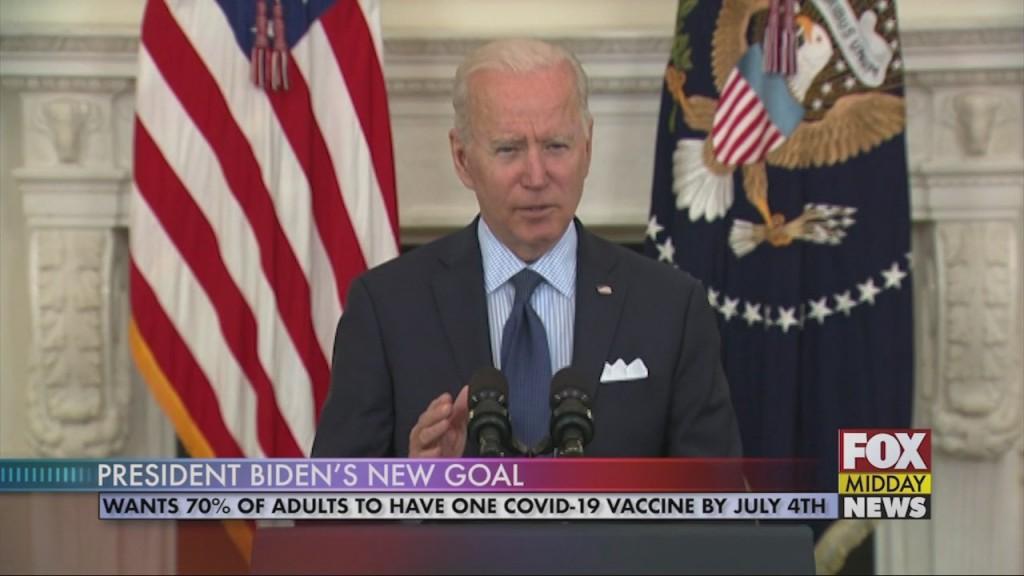 Biden Goal