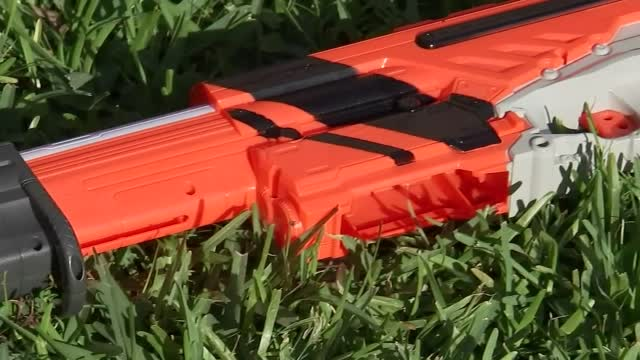 Tx: Police Called Over Kids Playing With Nerf Guns
