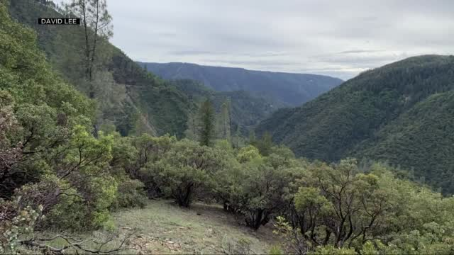 Ca: Man Hikes Miles To Save Son After Mini Stroke