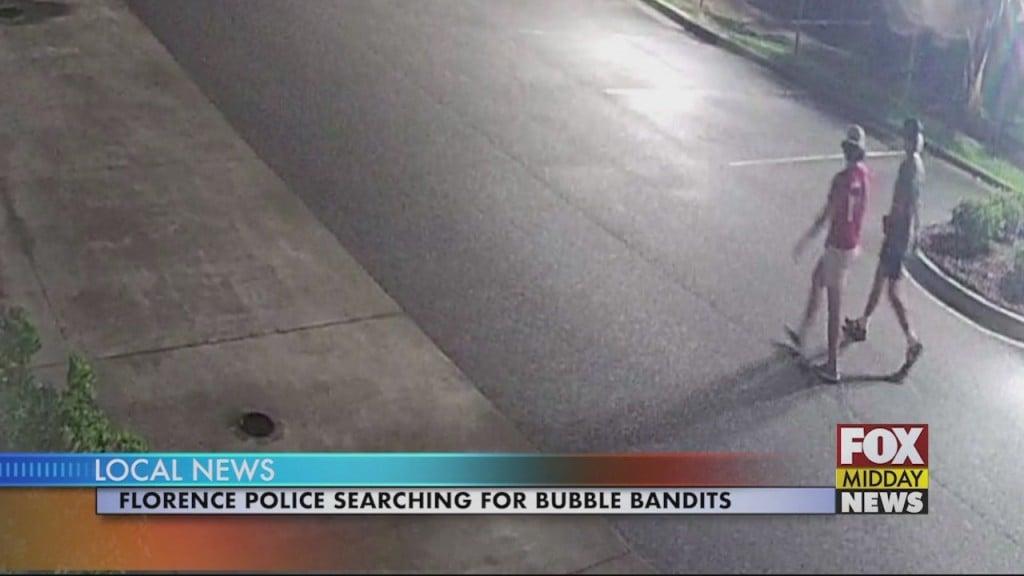 Bubble Bandits