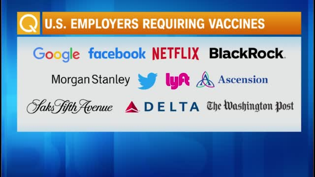 Covid: More Companies Mandate Vaccines For Employees