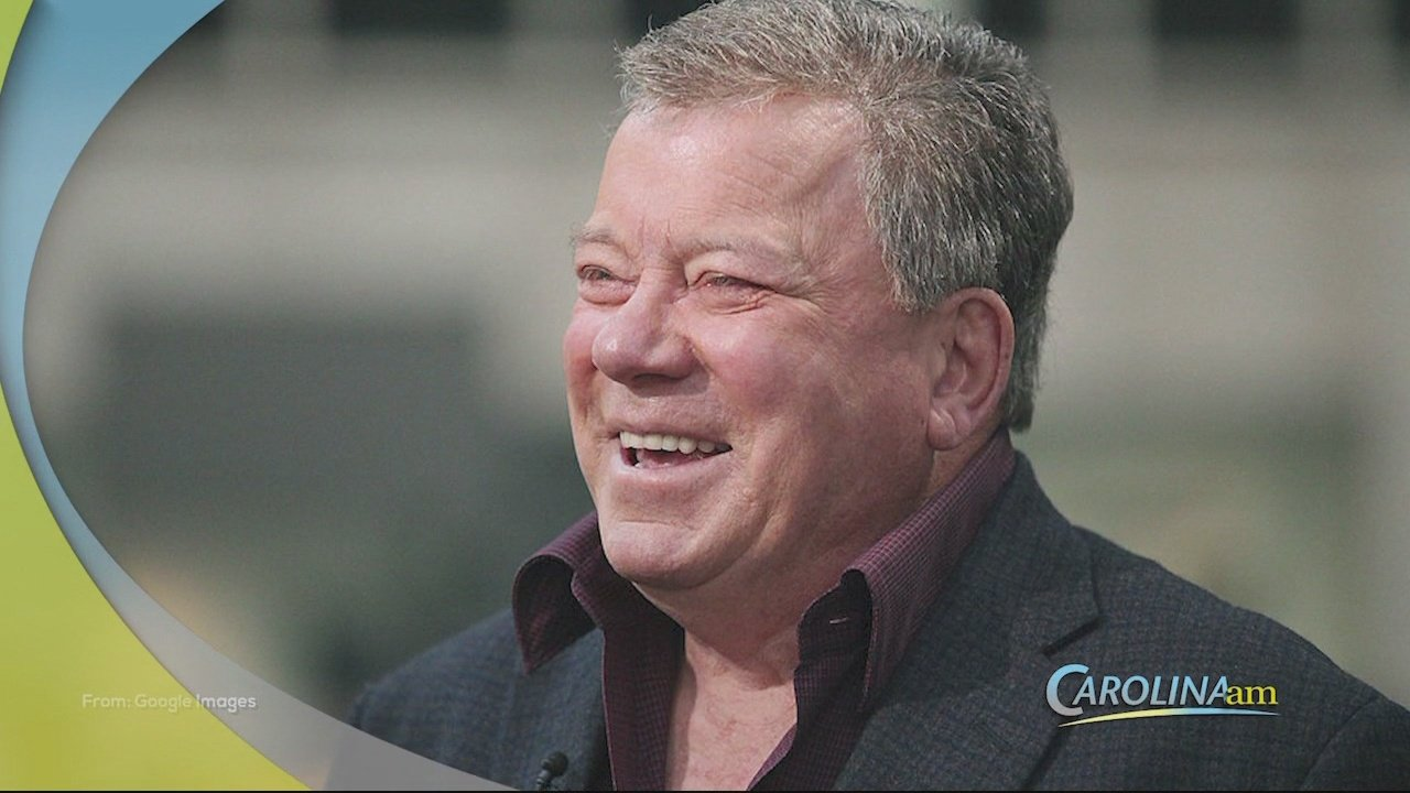 William Shatner is Going to Space - WFXB