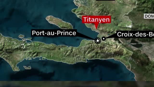Haiti Kidnapping: Neighborhood Where Hostages Held