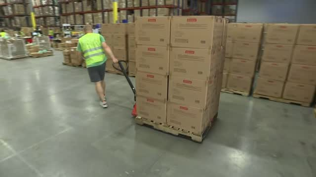 Toys Stuck In Supply Chain Holiday Shopping Chaos