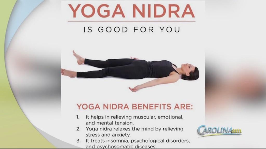 Cam 1008 Yoga Nidra