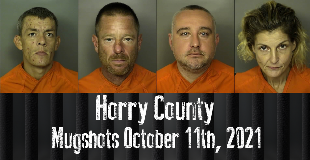 Horry Mugshot For Featured