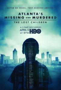 Atlanta S Missing Murdered The Lost Children Key Art 203x300