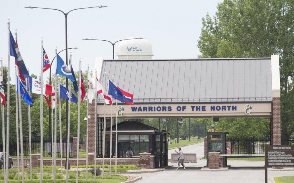 Grand Forks Airbase