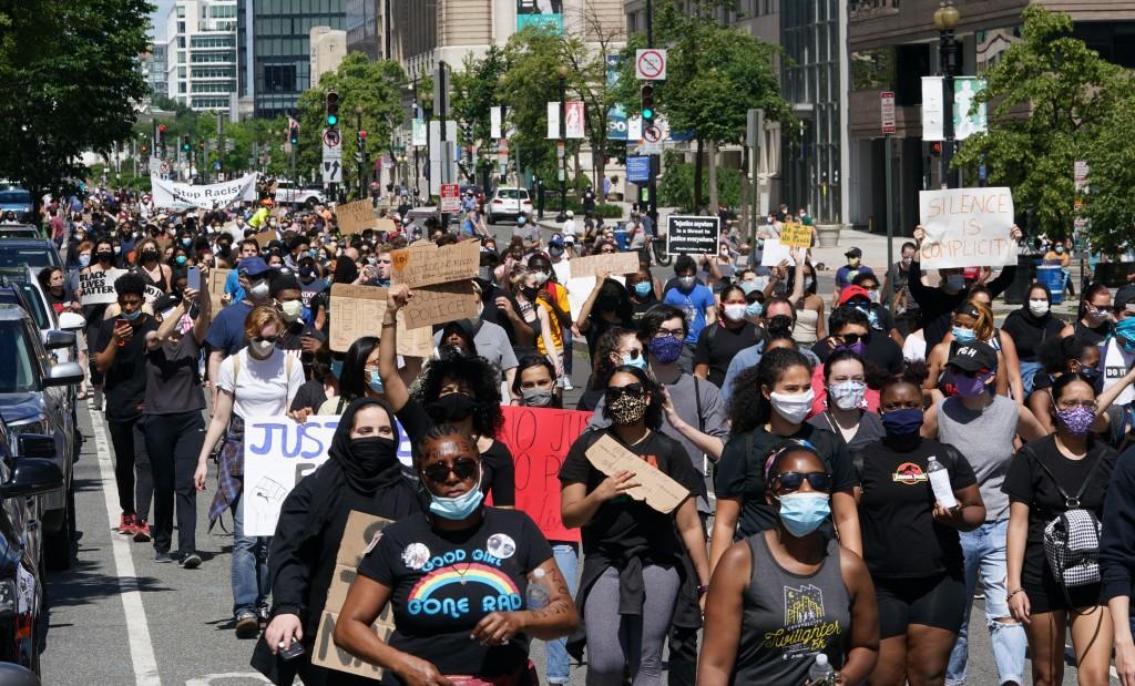 Us Police Race Unrest
