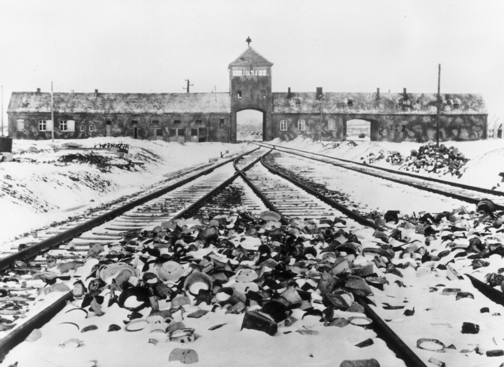 Images Of Auschwitz