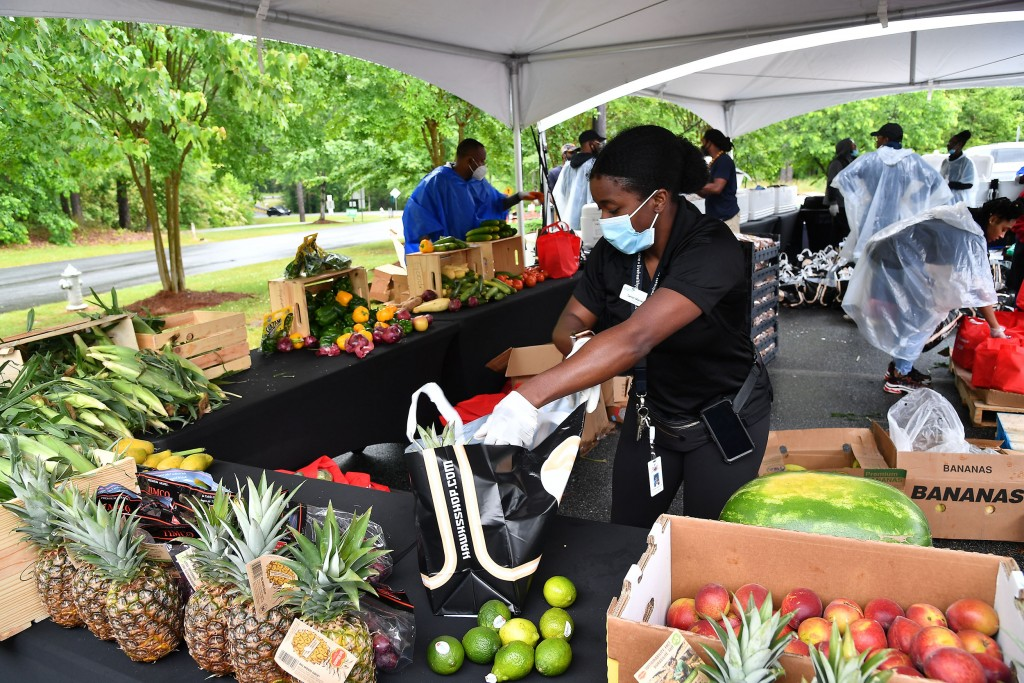 Daily Life In The South Adjusts To Coronavirus Pandemic