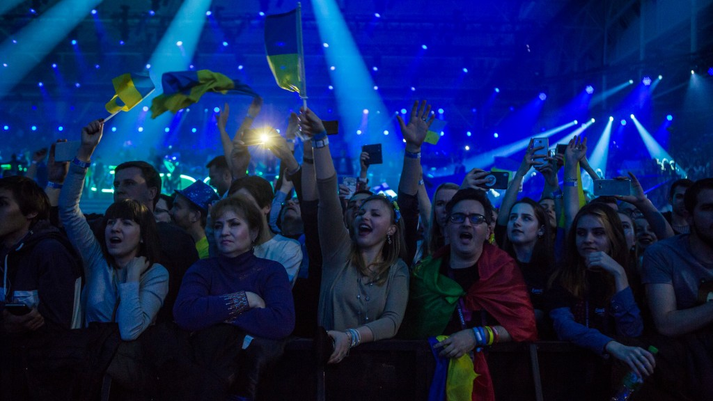 An American Eye On The Eurovision Song Contest