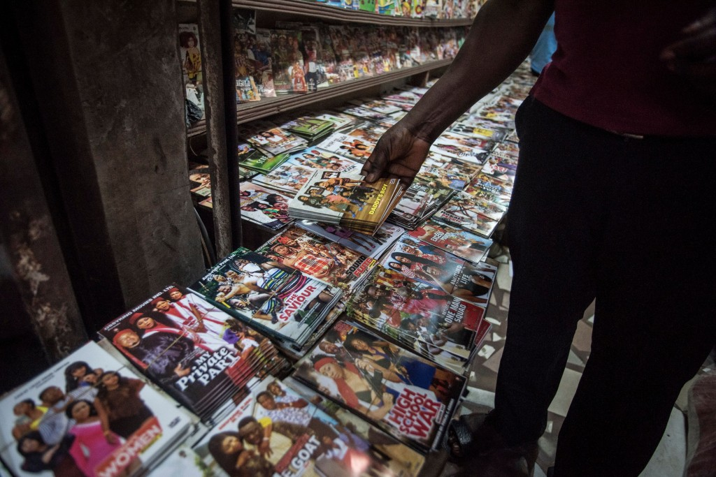 Nigeria Arts Cinema Culture Nollywood