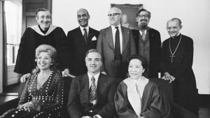 Harvard Honorary Degrees