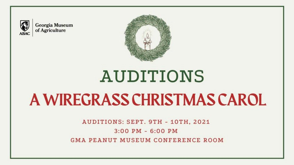 Aspiring Actors May Audition For Christmas Experience At Abac