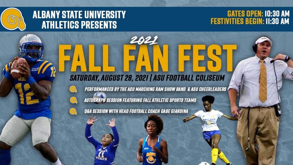 Asu To Host Fall Fan Fest Saturday